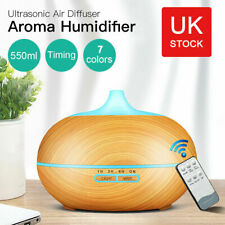 Essential Oil Diffuser Anjou Ultrasonic 200mL Aroma with Mist Control for...