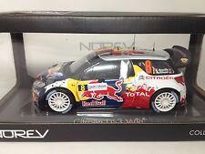 1/18 Novev Citroen DS3 WRC Rallye de France 2012 Red Bull No. 181553