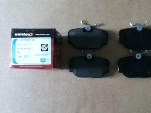 Land rover  Discovery 2 rear brake pads MINTEX SFP500130