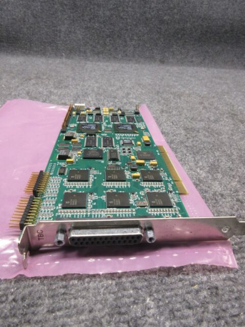 Integral Technologies 9400-00254 S-VIDEO BNC CONTROLLER PCI Capture card low pro