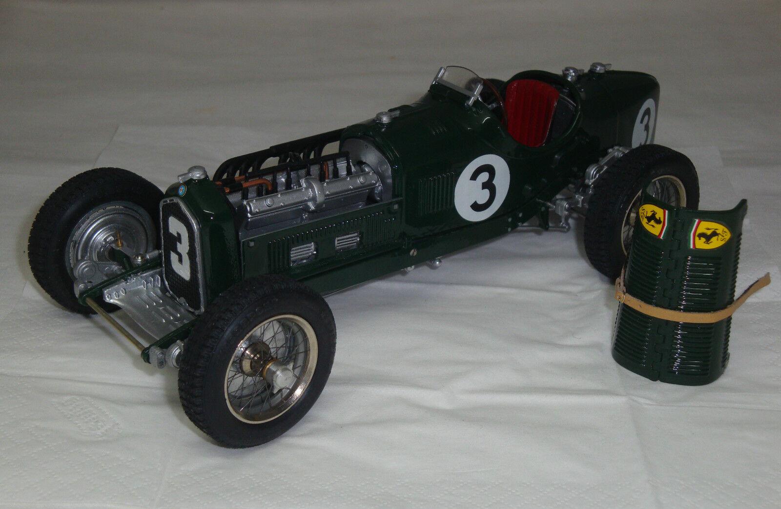 Alfa Romeo p3 Brooklands de 1937 kenneth evans-terminado modelo revival 1 20 nuevo
