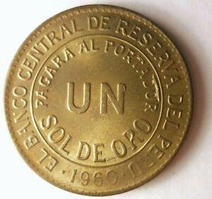 1960-Peru-Sol-Coleccion-Moneda-Ganga-Bin-146