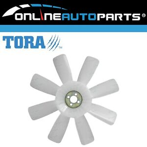 16361-60101 New 8 Blade Engine Cooling Fan suits Toyota Engine - Fan Blade