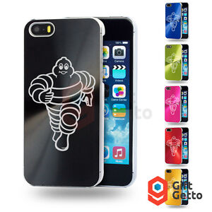 Michelin-Man-Tire-Tyre-Logo-Engraved-Personalized-Metal-Cover-Case-iphone-5-5s