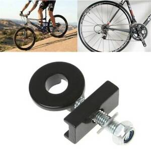 Chain Adjuster Fastener For Fixie Bike Cycling Tensioner High Quality New