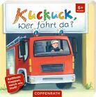 Kuckuck, wer fährt da? (2016, Gebundene Ausgabe)