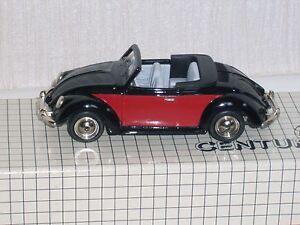 Century Vw Beetle / hebmuller Cabriolet N ° 9 neuf en boîte très rare