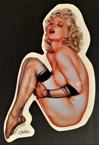 Sugar-Puss-Up-Girl-Sticker-Decal-Olivia-De-Berardinis-OL28