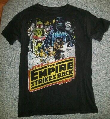 Star Wars Boys The Empire Strikes Back Logo T-Shirt