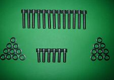 Rover K Serie Motor Edelstahl Nocken Ventildeckel Allen Set Caterham MGF 1.4 1.8