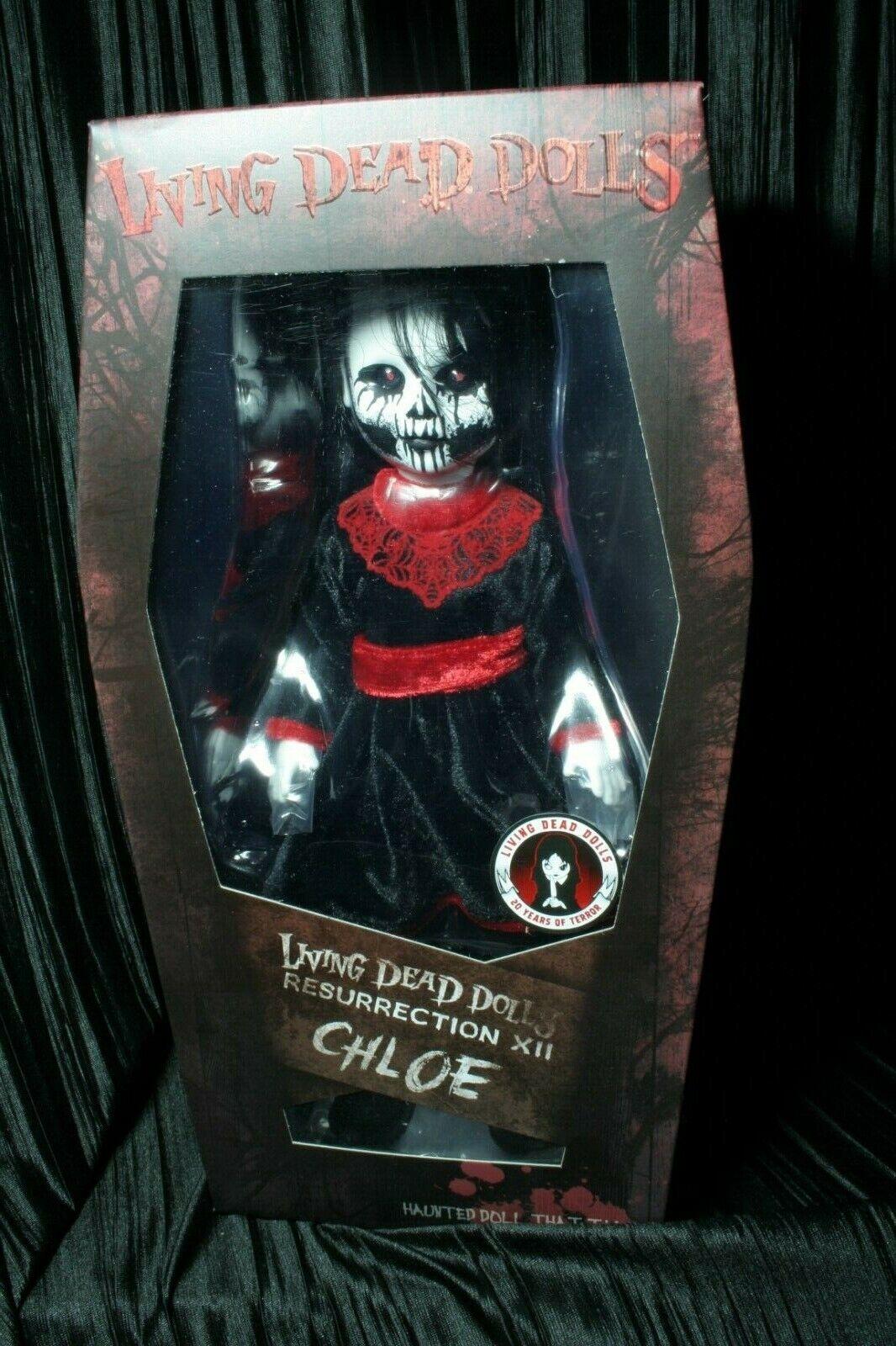 Living Dead Dolls Chloe resurrección variante res serie 12 nuevo Ldd sullentoys