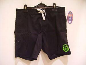Faithful Scorpion Bay Boardshorts Shorts Meer KostÜm Mbs2966 Black Schwarz 38 Bright Luster Clothing, Shoes & Accessories