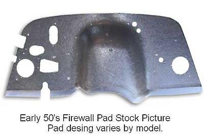 Firewall Sound Deadener Insulation Pad for 1955 Buick Super Roadmaster