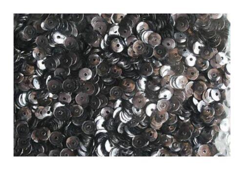1800 Stück Aufbewahrungsbox 13,17 €//100 g gewölbt 8 mm ca 30 g PAILLETTEN