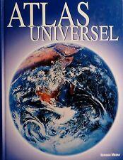 ATLAS UNIVERSEL - Serges Media, 2000 - TBE
