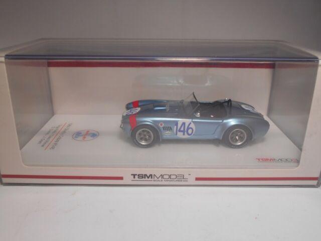 TSM (430351) - 1/43 - Shelby Cobra - Winner Targa Florio - 1964 - Gurney-Grant