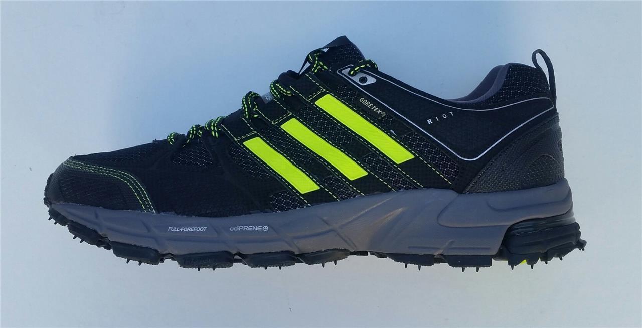 Adidas Hommes SNOVA émeute 3 Gore-tex de course trace Baskets NEUF g50156,8 - 12