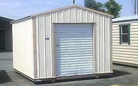 Brand new white 5 x 7 roll up door great for shed or garage! Calgary Alberta Preview