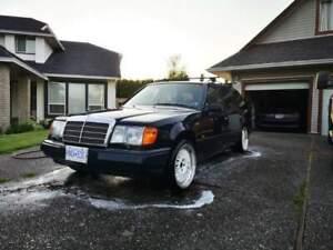 1990 Mercedes Benz 300TE 4-MATIC