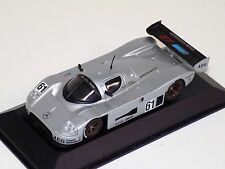 1/43 Minichamps Mercedes Benz Sauber C9 Car #61 from 1989