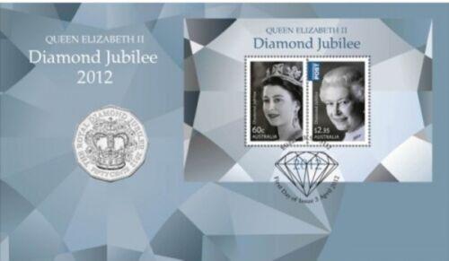 2012 Queens Diamond Jubilee RAM 50 Cent PNC