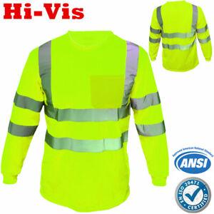 XL Reflective Neon 3M T-Shirt