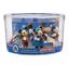 Mickey-Mouse-Disney-Navidad-Carol-PVC-Figura-Juego-Disneychristmascarol-Disney miniatura 2