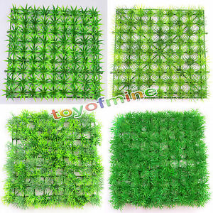 1pc Home Decor Artificial Grass Rug Synthetic Lawn Mat Turf