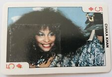 1986 DANDY Rock/'N Bubble BRYAN FERRY Playing CARD