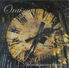 ORAISON - Au Commencement CD Death in June Von Thronstahl Blood Axis Forseti