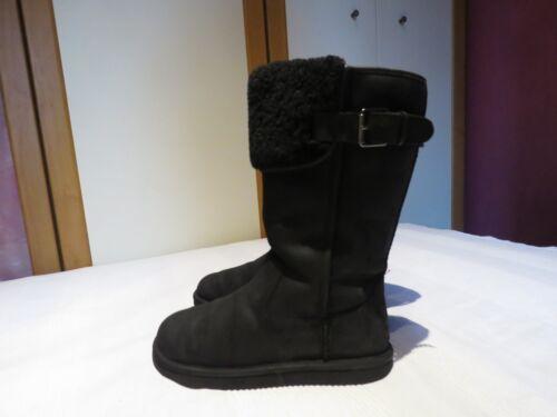 48472f6fa89 On Wilowe Pull Australia Leather £279 Boots 38 5 Ugg® Eur Rrp Uk 7