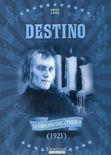 Destino (1921) DVD (Le Origini Del Cinema)