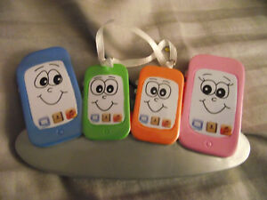 BRAND-NEW-Polar-X-Ceramic-Ornament-Smart-Phone-Family-of-4-Personalize-XMas