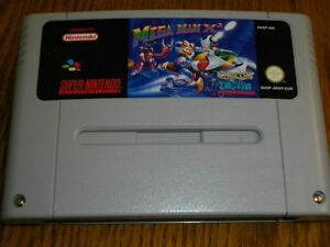 Mega-Man-x-2-x2-pour-super-Nintendo-snes
