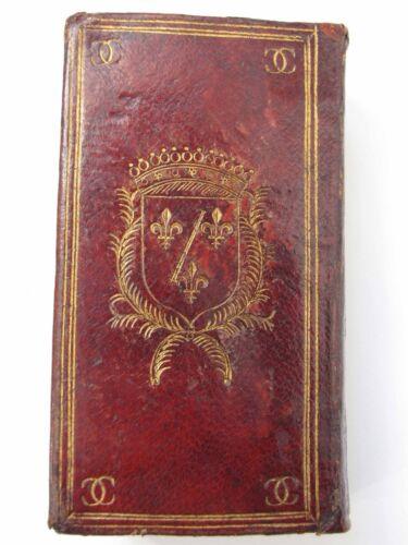 Maroquin-aux-armes-de-Charles-de-Valois-fils-naturel-de-Charles-IX