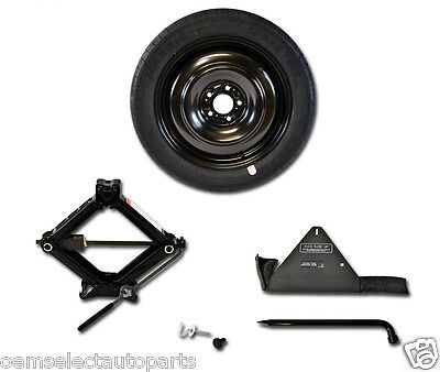 2009-2014  Mustang OEM Genuine Ford Spare Wheel Tire Kit with Jack /& Wrench NEW