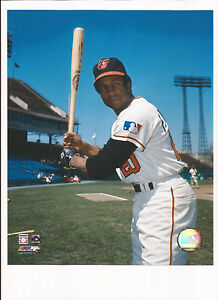 Frank-Robinson-Unsigned-8x10-Photo-Baltimore-Orioles