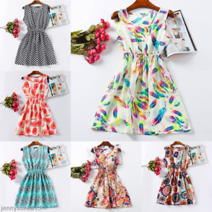 Women-Boho-Floral-Chiffon-Midi-Dress-Sleeveless-Evening-Party-Beach-Sundress