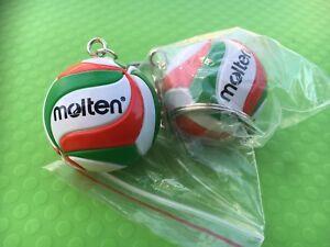 Portachiavi-Pallavolo-Pallone-Molten-Volleyball