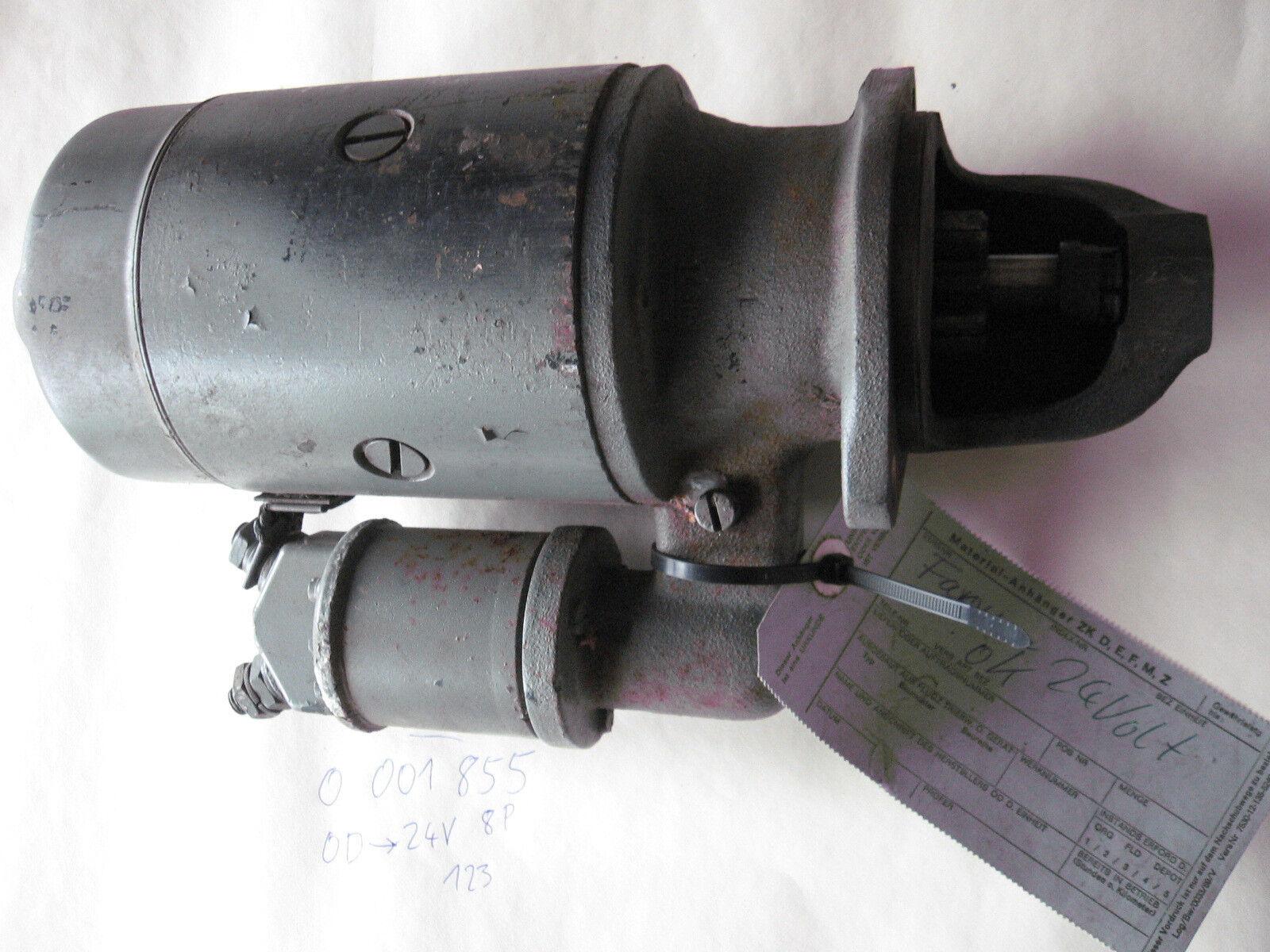 Faryman  Bosch Anlasser  für 2 Zylinder V Diesel