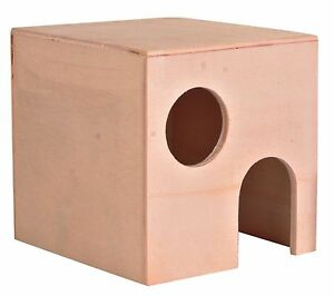 Wooden-Hamster-House-for-Small-Animals-Gerbils-Mice-amp-Dwarf-Hamsters