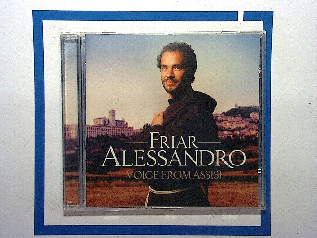 577ff12f Friar Alessandro Brustenghi - Voice from Assisi (2012)   eBay