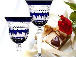 Wine-Glasses-Roman-Lead-Glass-6-Pieces-421OBG-Blue-Roman-Crystal-Wine-Lens