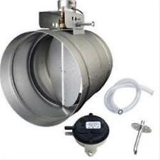 Broan Universal Automatic Make-up Air Damper - For Vent Hood (md10tu)