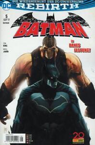 Batman Rebirth 5, Panini