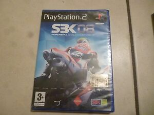 sbk-08-sbk08-ps2-ps-2-nuovo-brand-new