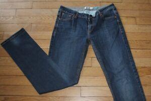 ROXY-Jeans-pour-Femme-W-31-L-32-Taille-40-Ref-Y274