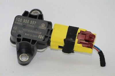 VW Polo 6R Impact Crash Sensore per Airbag 1Q0955557