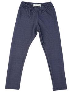 Vivian-039-s-Fashions-Long-Leggings-Girls-Knit-Denim