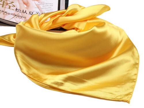 New Fashion Men//Women Scarves Silkly Mini Smooth Shawl Comfy Elegant Neckerchief